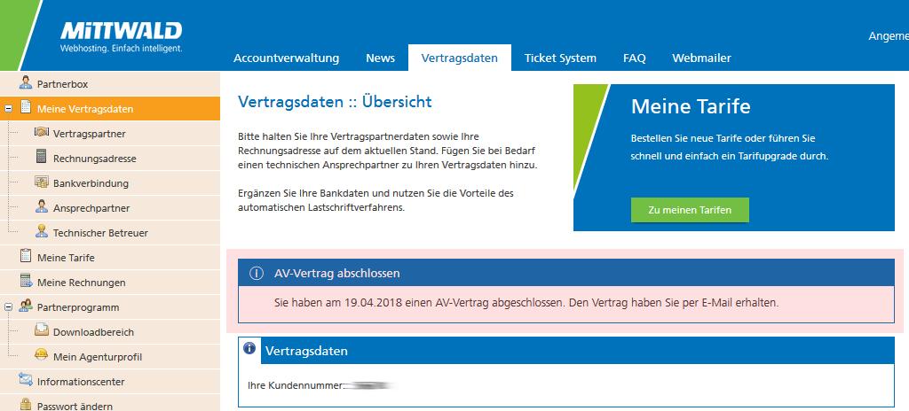 Mittwald AV-Info